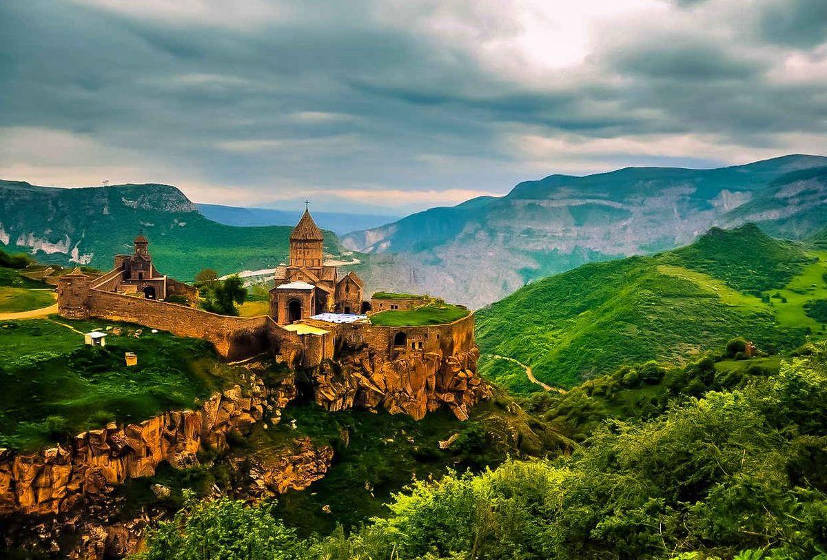 Армения из Перми